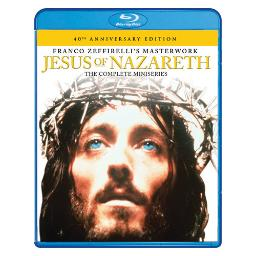 Jesus of nazareth-complete miniseries-40th anniversary edition (blu ray) BRSF16501