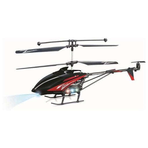 Microgear EC10288 Microgear Radio Controlled RC Co-Axial 4 Channels LAMA V6 Silver Helicopter RTF - Silver 780798445243415D