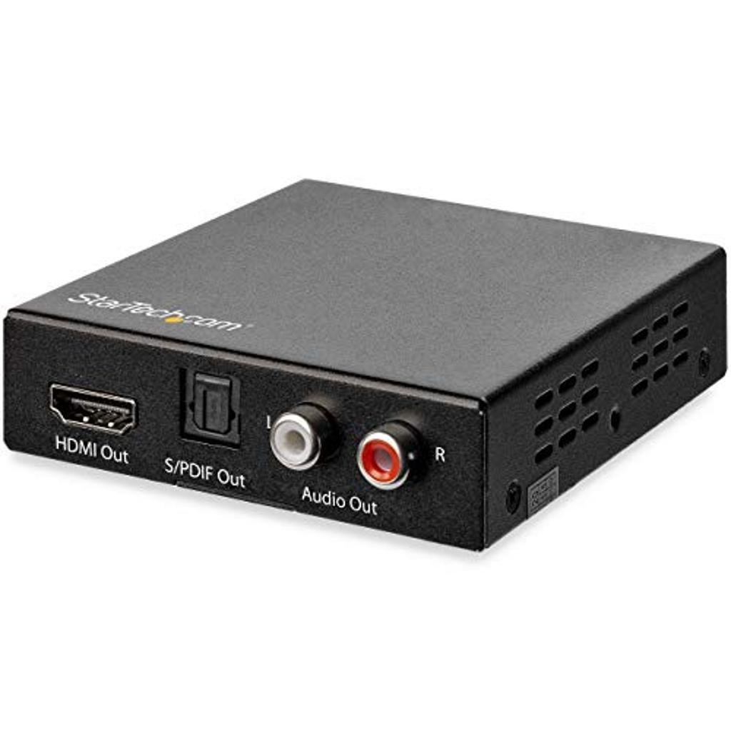Startech.com hd202a extractor - 4k hdmi audio de-embedder