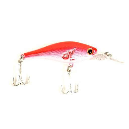 Detroit Red Wings NHL Minnow Fishing Lure