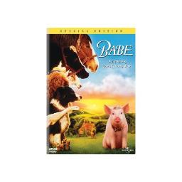 BABE (DVD) (WS/SPECIAL EDIT/DOL DIG 5.1 SUR/DTS 5.1 SUR 25192297229