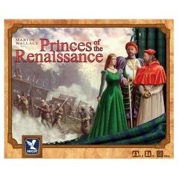 Mercury Games MCY1601 Princes of The Renaissance Board Game - Martin Wallace