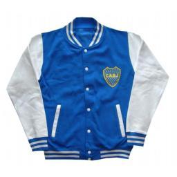 Boca Juniors Bjckets College Jacket, Small