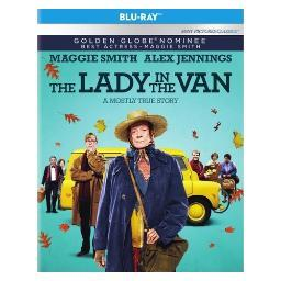 Lady in the van (blu-ray) BR46292