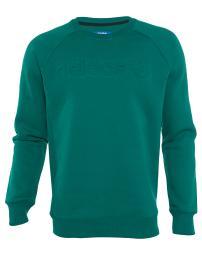Adidas Premium Fleece Crew Sweatshirt Mens Style : M30053