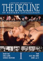 Decline of western civilization (dvd)