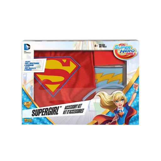 DC Super Hero Girls Supergirl Child Accessory Set