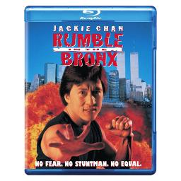 Rumble in the bronx (blu-ray) BRN543212