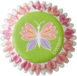 Mini Baking Cups-Artistic Delights 100/Pkg W7910