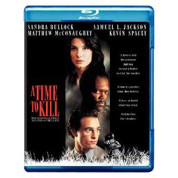Time to kill (blu-ray/ws-2.35) BR43024