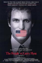 The People vs. Larry Flynt Movie Poster (11 x 17) MOVAD3973