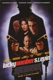 Lucky Number Slevin Movie Poster (11 x 17) MOV359450