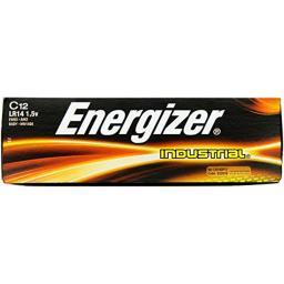 EFI 6550.05 EN93 Industrial C 12 Alkaline Batteries 6550.05