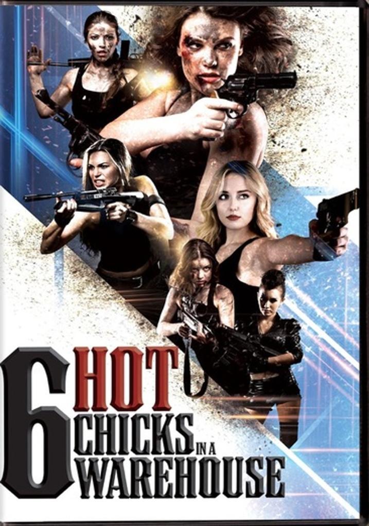6 hot chicks (dvd)