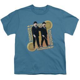 Tintin Thompson & Thompson Big Boys Youth Shirt