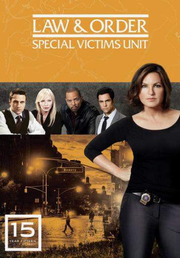 Law & order-special victims unit-season 15 (dvd) (5discs)