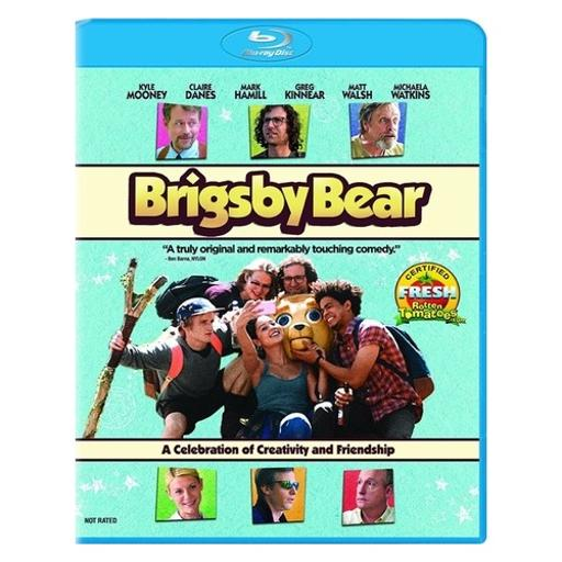 Brigsby bear (blu ray) 1619498