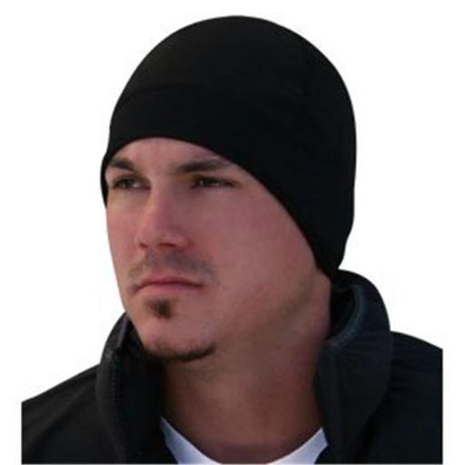 Zan Headgear WHLF114N Helmet Liner Microfleece and Neoprene Black 977535C2B5C13492