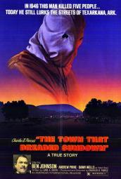 The Town That Dreaded Sundown Movie Poster Print (27 x 40) MOVIF5306