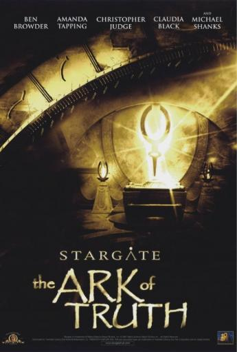 Stargate: The Ark of Truth Movie Poster Print (27 x 40) NZSCR52JZ35KENEC