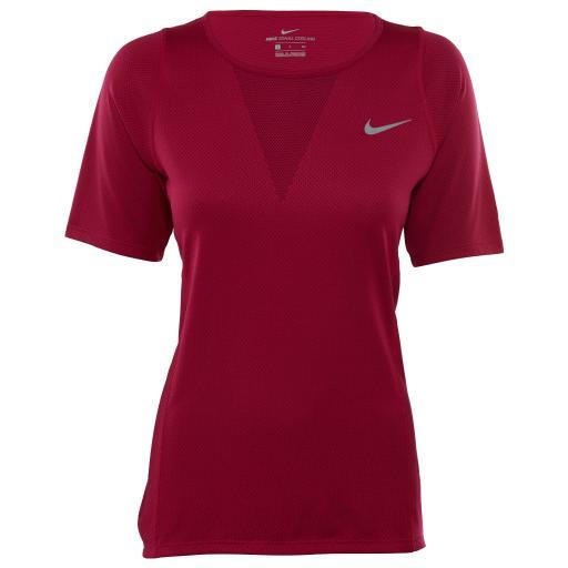 Nike Dri-fit Zonal Cool Relay Short Sleeve Womens Style: 831512 JDYSHQ58JIJKWFIH