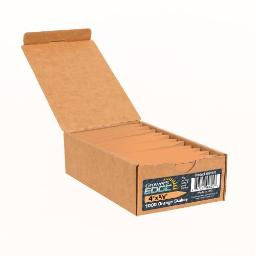 Grower's Edge Plant Labels 100 Pack (Orange)