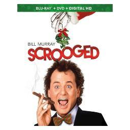 Scrooged (blu ray) (2discs) BR59191301