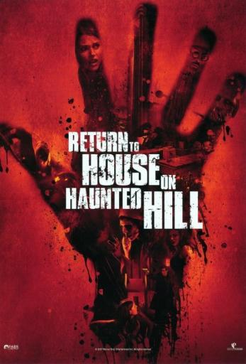 Return to House on Haunted Hill Movie Poster Print (27 x 40) U3HN5U3WQSZNQQH0
