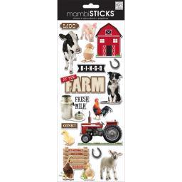 Specialty Stickers-Barnyard Animals SPX-193