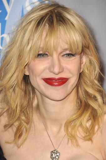 Courtney Love At Arrivals For L.A. Gay & Lesbian Center'S An Evening With Women, The Beverly Hilton Hotel, Los Angeles, Ca May 19, 2012. Photo By:.