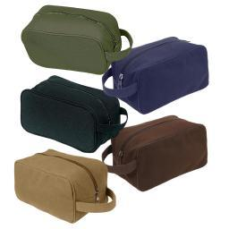 Rothco Canvas Travel Toiletry Bag