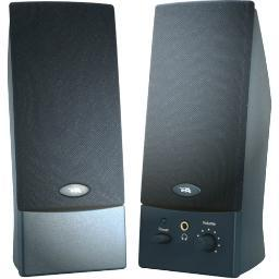 Cyber acoustics ca-2011wb oem 2pc mini jack 4w multimedia CA-2011WB
