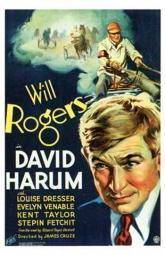 David Harum Movie Poster (11 x 17) MOV196929