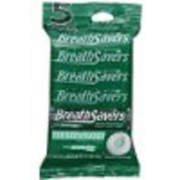 Breath Savers Wintergreen Mints Sugar Free Mint Candy 5 Roll Bag