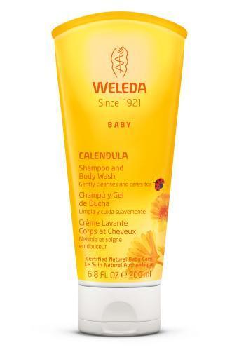 Weleda Calendula Shampoo and Body Wash - 6.8 fl oz OBUG8OTEHAAHQZ9B