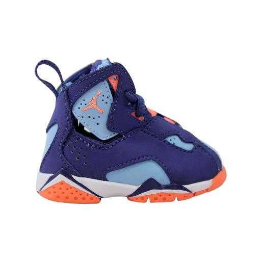 Nike Air Jordan True Flight GT Dark Purple Dust/Atomic Pink 645071-500 Toddler