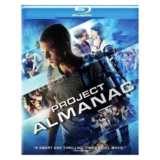 Project almanac (blu ray) (ws) RQCYY3XNJJTPHOHA