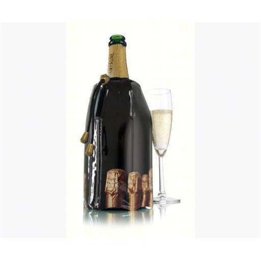 Vacu Vin VACUVIN3885460 Bottles Champagne Active Cooler