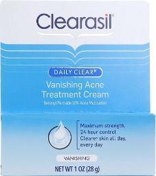 Clearasil Daily Clear Vanishing Acne Treatment Cream