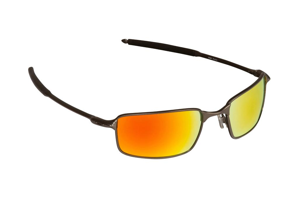 2cc0787e35f Seek Optics Square Wire (2006) Replacement Lenses Red   Yellow by SEEK fits  OAKLEY