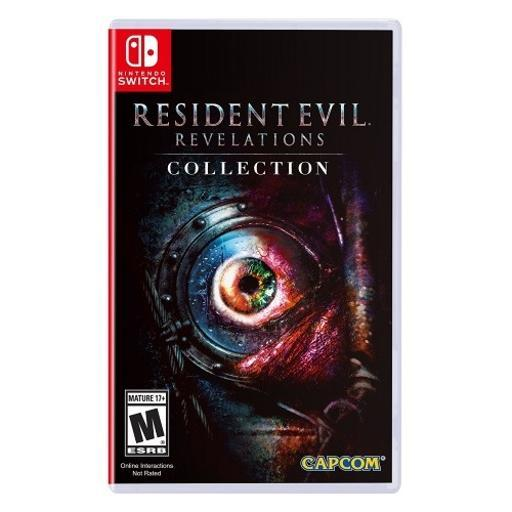 Resident evil: revelations collection P6NBD7O8Z9FBJ7YS