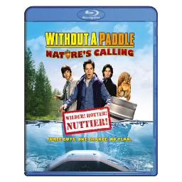 Without a paddle-natures calling (blu ray) (ws/5.1 dol dig) BR59192374
