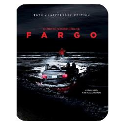 Fargo 20th anniversary edition (blu-ray/steelbook) BRSF17480