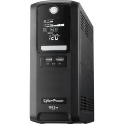 CyberPower LX1325GU 10-Outlet 1325VA Battery Back-Up System