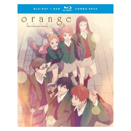 Orange-complete series (blu-ray/dvd combo/4 disc) 4ZRTIOYZ8CWG9IBW