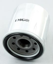 Emgo 10-82220 Chrome Finish Oil Filter 10-82220