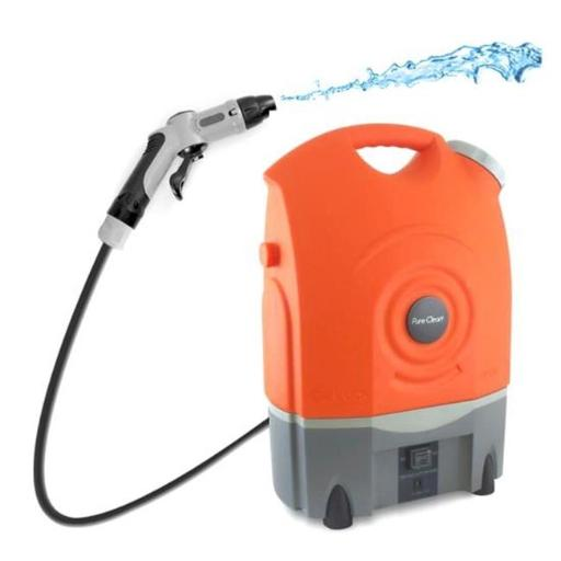 PyleHome PCRWASH21 Pure Clean Outdoor Portable Spray Pressure Washer Cleaner System