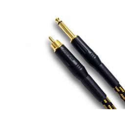 Sunburst Gear ASSY_SBCBL_RCA_1/4TS_20 20 Ft RCA-1/4 in. Mono Audio Cable ASSY_SBCBL_RCA_1/4TS_20