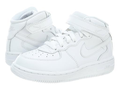timeless design f5551 2dcfe Nike Air Force 1 Mid (Td) Toddlers Style 314197
