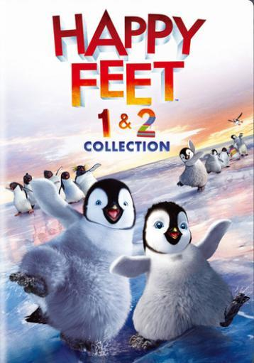Happy feet/happy feet 2 (dvd/dbfe/2 disc) POMMXDPFMNTMOAMM